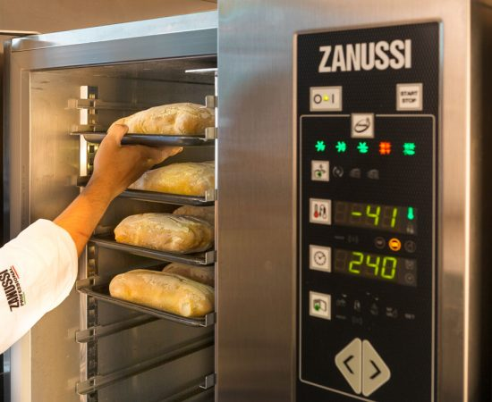 Blast-Chiller Zanussi Professional