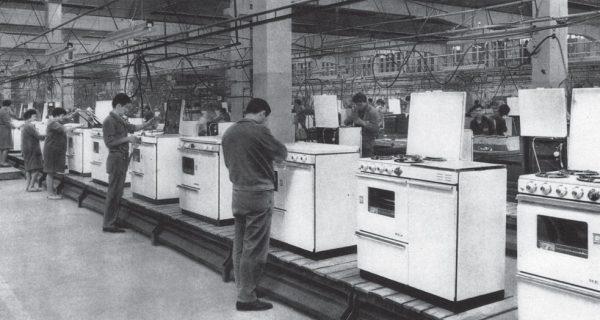 Zanussi old kitchens